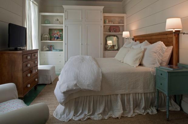 Ιδέες σχεδιασμού για Vintage Εμπνευσμένα Υπνοδωμάτια2