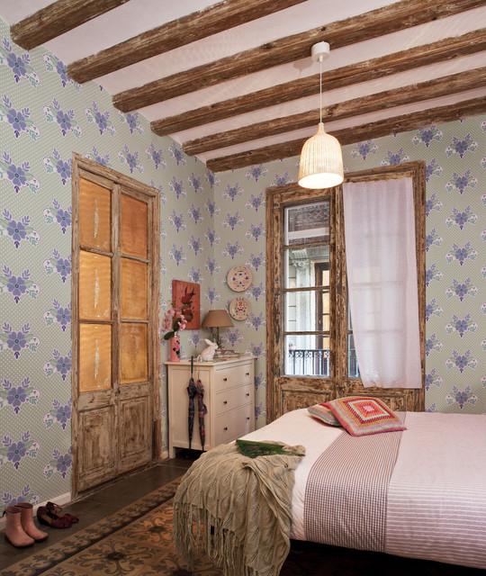 Ιδέες σχεδιασμού για Vintage Εμπνευσμένα Υπνοδωμάτια5