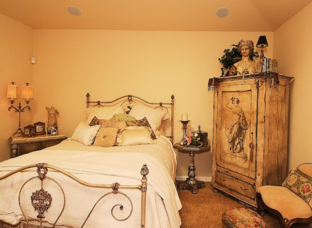 Ιδέες σχεδιασμού για Vintage Εμπνευσμένα Υπνοδωμάτια7