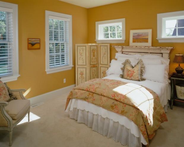Ιδέες σχεδιασμού για Vintage Εμπνευσμένα Υπνοδωμάτια9