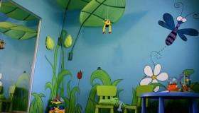 Μοντέρνα Παιδικά Σχέδια Δωματίου18