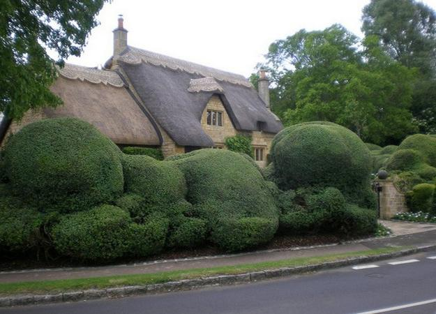 Πράσινες Ιδέες σχεδιασμού κήπου και αυλής12
