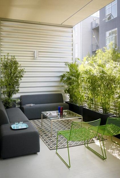 Πράσινες Ιδέες σχεδιασμού κήπου και αυλής14