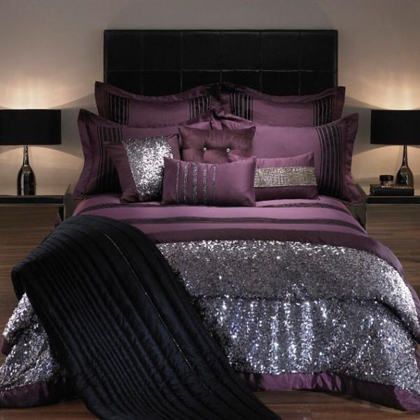 Τέλεια μωβ υπνοδωμάτια8