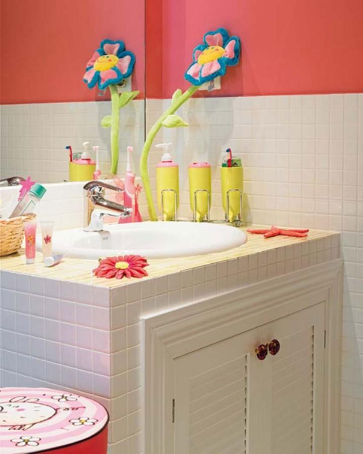 Υπέροχες Ιδέες διακόσμησης Μπάνιου για τα παιδιά σας10