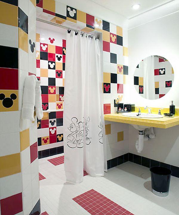 Υπέροχες Ιδέες διακόσμησης Μπάνιου για τα παιδιά σας18