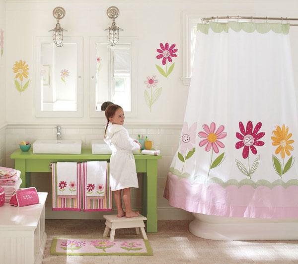 Υπέροχες Ιδέες διακόσμησης Μπάνιου για τα παιδιά σας2