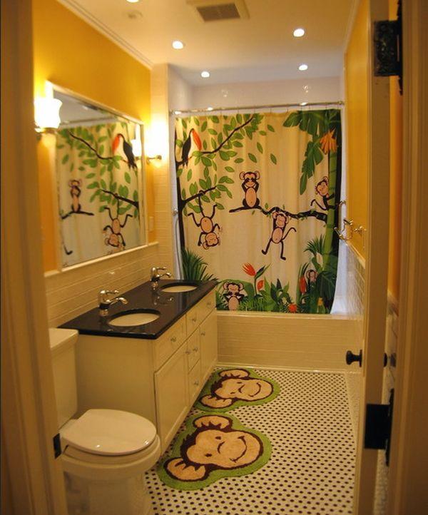 Υπέροχες Ιδέες διακόσμησης Μπάνιου για τα παιδιά σας3