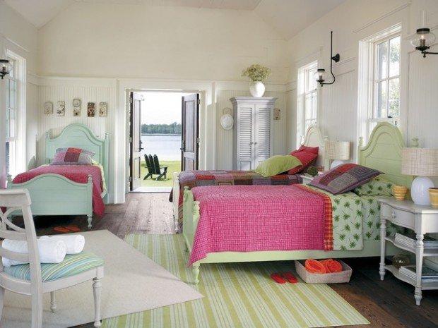 Υπνοδωμάτια για παιδιά Σχεδιασμένα σε θαλασσινό στυλ14