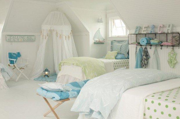 Υπνοδωμάτια για παιδιά Σχεδιασμένα σε θαλασσινό στυλ5