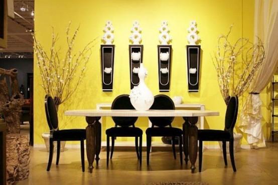 ιδέες με κίτρινο χρώμα9