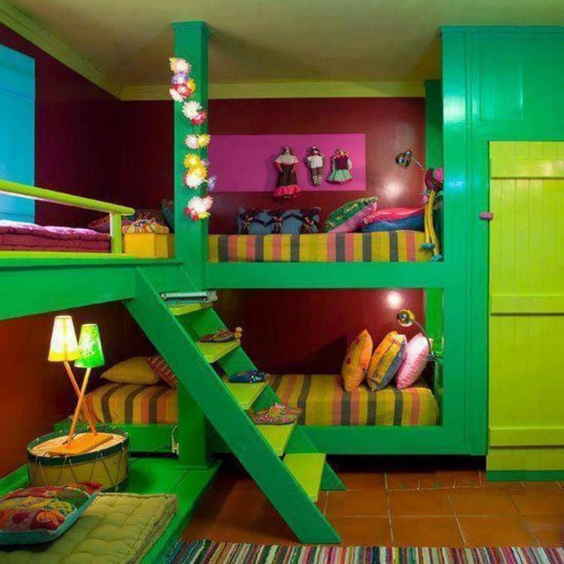ιδέες με παιδικές κουκέτες16
