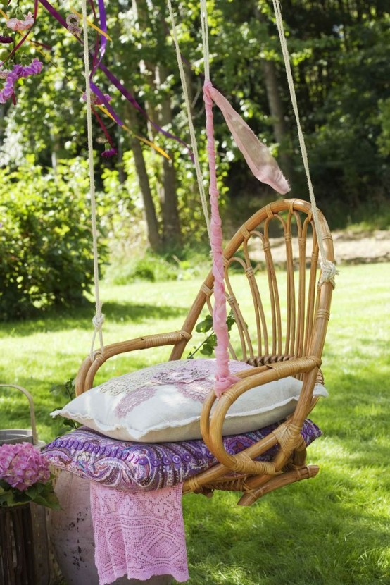 ιδέες με ψάθινες Καρέκλες14