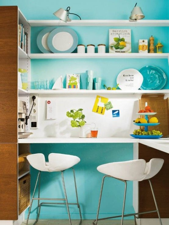 χρώματα και υφές για μικρούς χώρους16