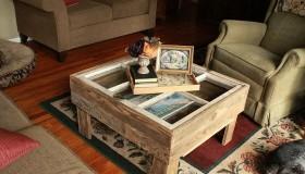 DIY Έργα Ανακύκλωσης από Παλιά Παράθυρα15