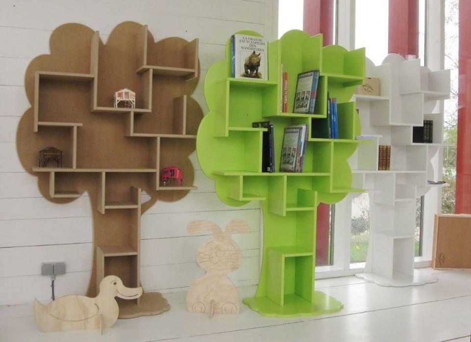Βιβλιοθήκη Δέντρο για παιδιά1