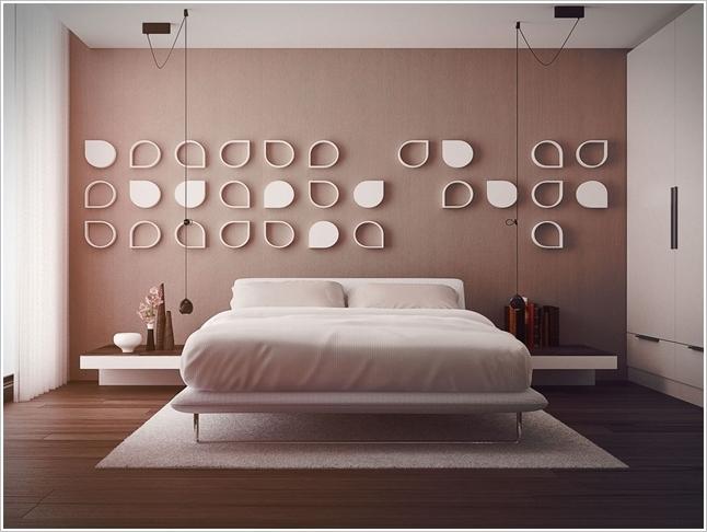 Ιδέες για διακόσμηση τοίχου Υπνοδωματίου3