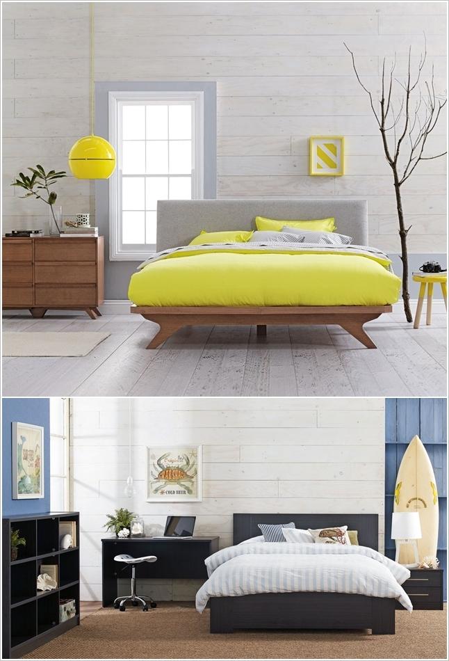 Ιδέες για διακόσμηση τοίχου Υπνοδωματίου7