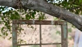 Ιδέες με ανακύκλωση παλιών ξύλινων πορτών και παραθύρων3
