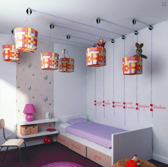Καταπληκτικές Ιδέες Παιδικού δωματίου1