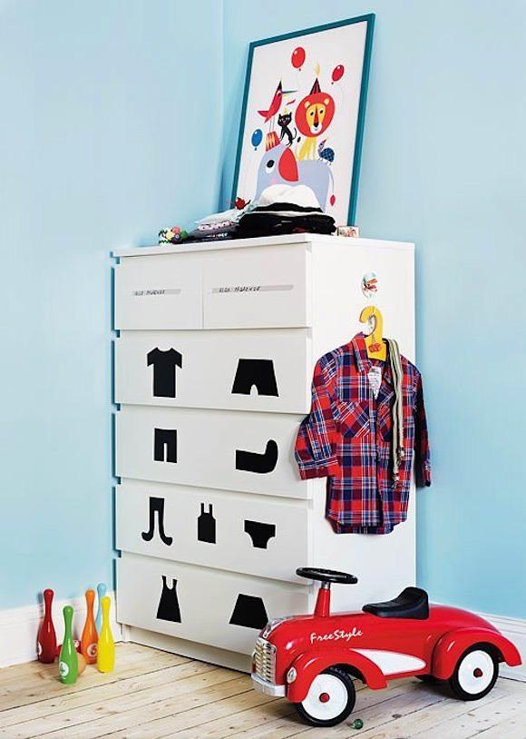 Καταπληκτικές Ιδέες Παιδικού δωματίου10