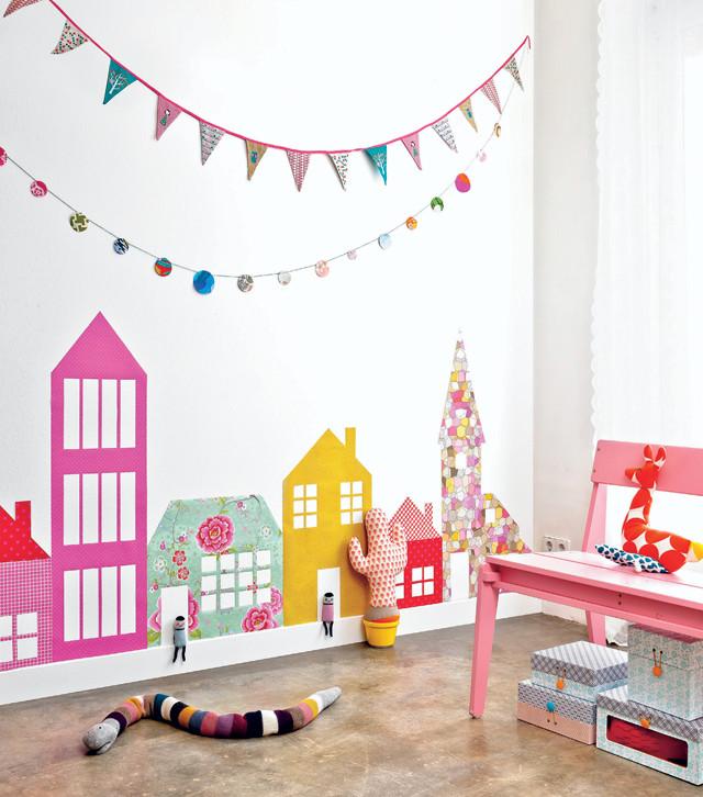 Καταπληκτικές Ιδέες Παιδικού δωματίου12