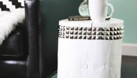 Ιδέες με Κούτσουρα Για μια Φυσική διακόσμηση σπιτιού1