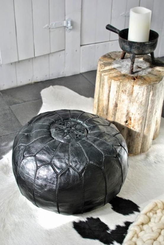 Ιδέες με Κούτσουρα Για μια Φυσική διακόσμηση σπιτιού32