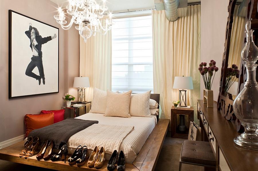 δωμάτια που αποπνέουν μια θηλυκή αύρα2