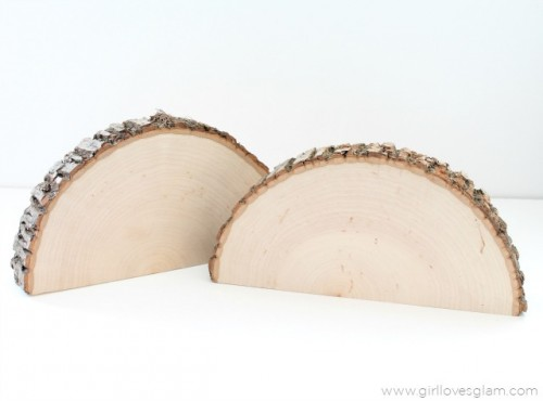 Ράφια από φέτες κορμού δέντρου2