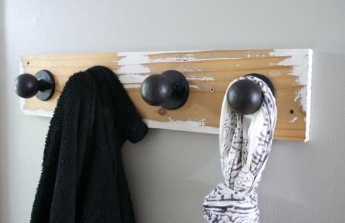 DIY κρεμάστρες και αγκίστρια για παλτό4