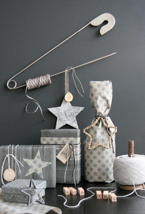 Ιδέες Διακόσμησης για τα Χριστούγεννα σε όλες τις αποχρώσεις του γκρι12