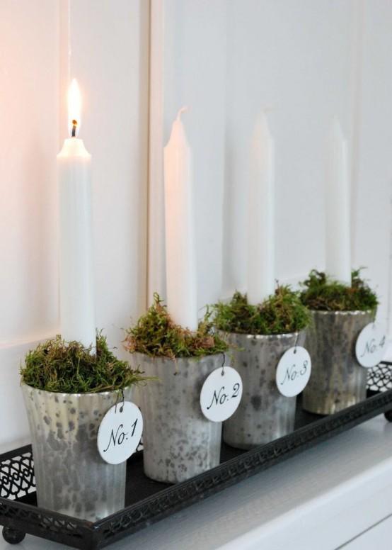 Ιδέες Διακόσμησης για τα Χριστούγεννα σε όλες τις αποχρώσεις του γκρι18