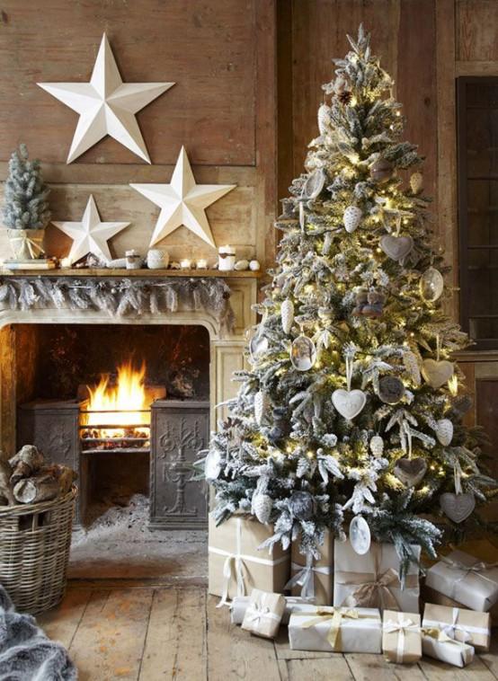 Ιδέες Διακόσμησης για τα Χριστούγεννα σε όλες τις αποχρώσεις του γκρι3