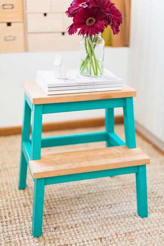 προσθέσετε πινελιές χρώματος στο σπίτι σας4