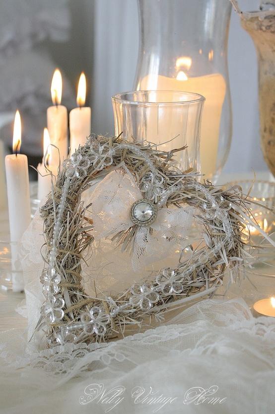 Ιδέες για Vintage λευκά  Χριστούγεννα20