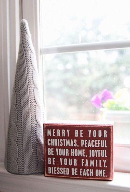 Πλεκτά Χριστουγεννιάτικα διακοσμητικά24