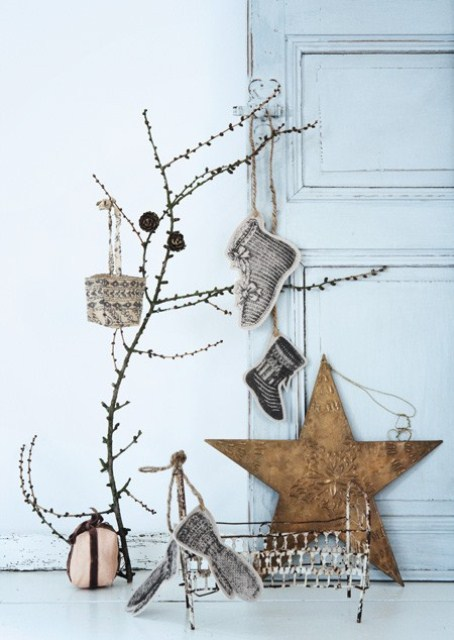 Σκανδιναβικές Χριστουγεννιάτικες Ιδέες Διακόσμησης10