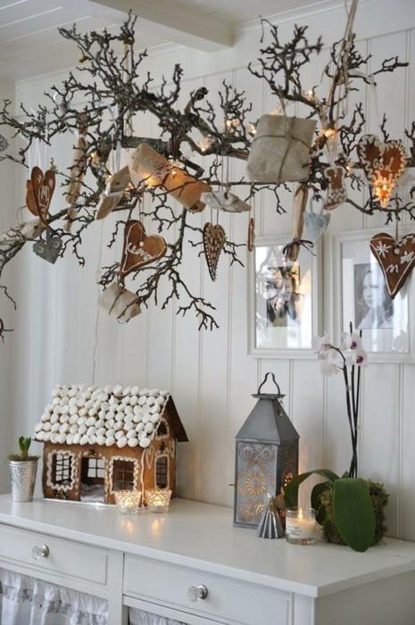 Σκανδιναβικές Χριστουγεννιάτικες Ιδέες Διακόσμησης13