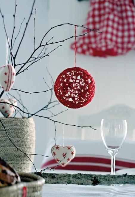 Σκανδιναβικές Χριστουγεννιάτικες Ιδέες Διακόσμησης17