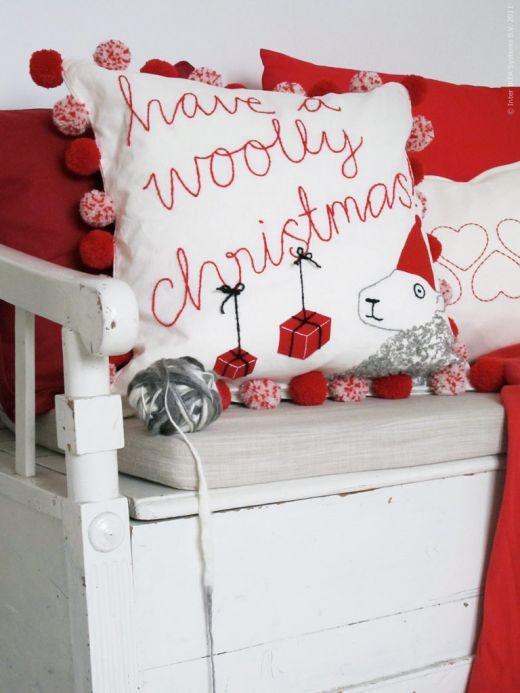 Σκανδιναβικές Χριστουγεννιάτικες Ιδέες Διακόσμησης5