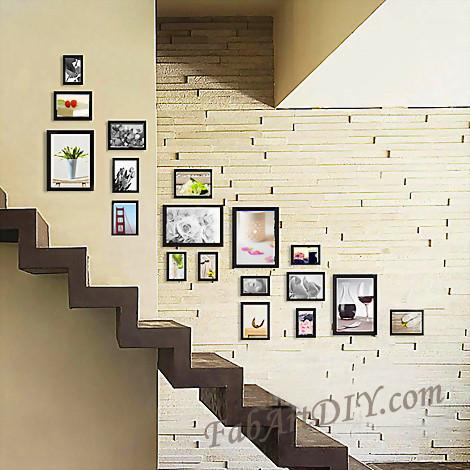 ιδέες με κορνίζες για Wall art19
