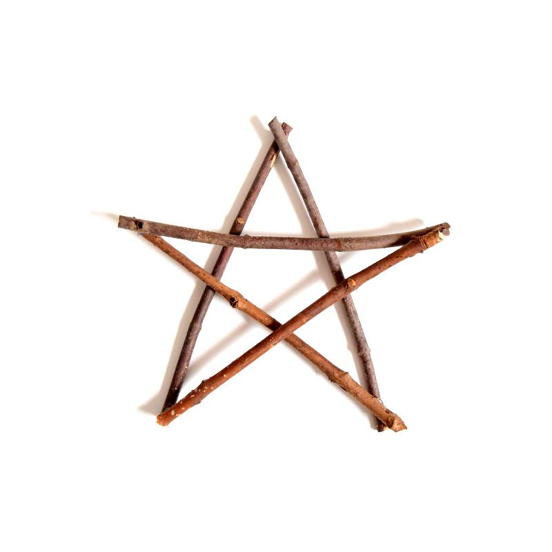 Χριστουγεννιάτικα αστέρια από Κλαδιά4