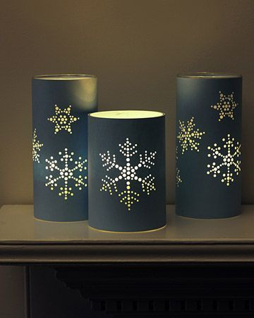 Χριστουγεννιάτικη Διακόσμηση με φωτάκια11