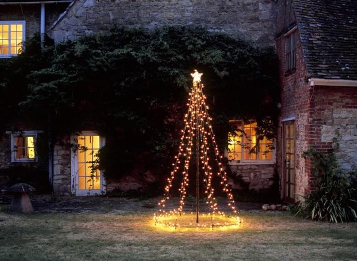Χριστουγεννιάτικη Διακόσμηση με φωτάκια13