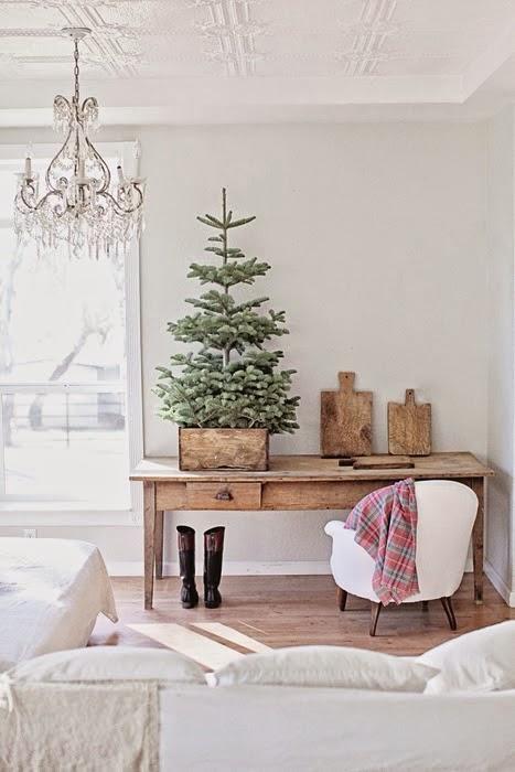 χριστουγεννιάτικες διακοσμήσεις σε Ονειρικά Λευκά4