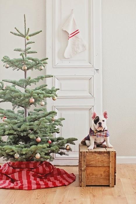 χριστουγεννιάτικες διακοσμήσεις σε Ονειρικά Λευκά6