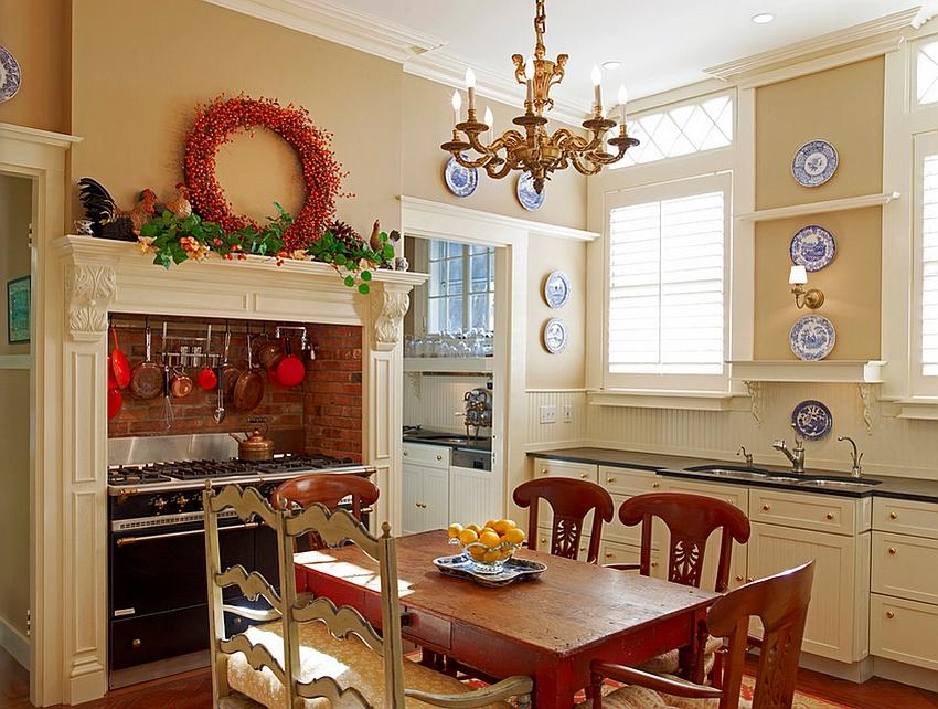 χριστουγεννιάτικη διακόσμηση κουζίνας11