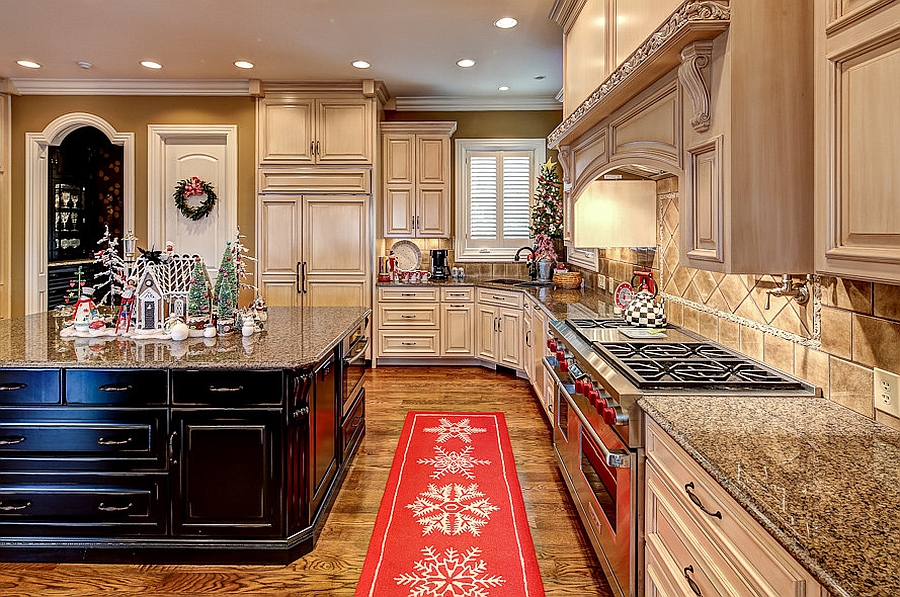 χριστουγεννιάτικη διακόσμηση κουζίνας12