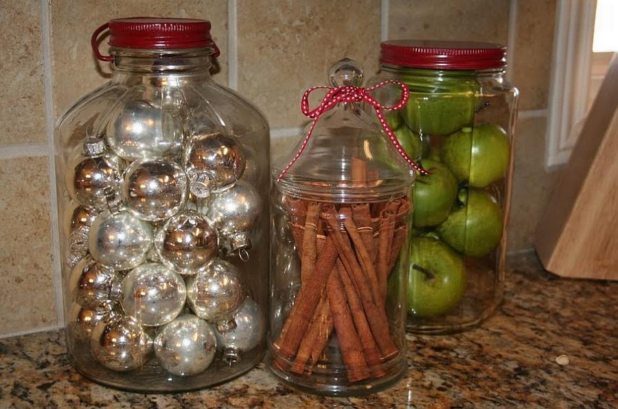 χριστουγεννιάτικη διακόσμηση κουζίνας20